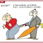 Monti, Napolitano e l'articolo 18
