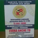 Trento come Roma: i tagli alla Casta rinviati nel tempo.