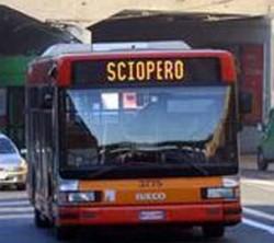 Sciopero Trasporto Pubblico Locale @ TRENTO