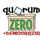Quorum Zero e democrazia.