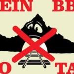 Dal campeggio NO TAV in Trentino