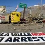 La valle non si arresta