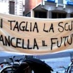 Trentino: NO ai tagli alla scuola pubblica