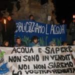 Trento: Diciamo NO alla truffa sull'acqua