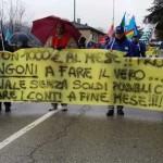 Marangoni: una lotta per difendere lavoro e salario