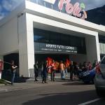 Orvea: la protesta portata in casa Poli