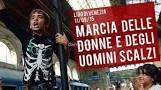 LA MARCIA DELLE DONNE E DEGLI UOMINI  PIEDI SCALZI @ TRENTO | Trento | Trentino-Alto Adige | Italia
