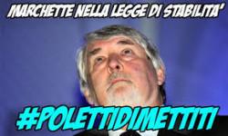Presidio contro POLETTI ... @ TRENTO | Trento | Trentino-Alto Adige | Italia