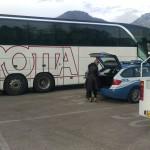 Trotta Bus: Pignorato un autobus a Cavalese
