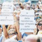 Il fascismo profondo, ultima risorsa di Renzi