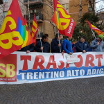 SAD Bolzano: sciopera oltre il 90% dei lavoratori