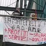 AMR Rovereto: In sciopero per il nostro futuro