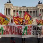 Ilva e Alitalia. Si alla nazionalizzazione, no alla svendita.