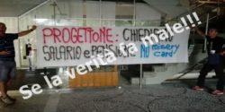 Presidio lavoratori Progettone @ TRENTO | Trento | Trentino-Alto Adige | Italia