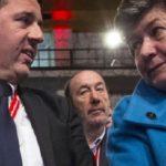 Anche Renzi attacca il diritto di sciopero