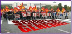 10 novembre, sciopero generale! @ Trento