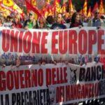 Eurostop e Usb: Grande corteo contro il governo Gentiloni