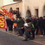 10 novembre: Sciopero e presidio a Trento