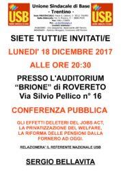 Assembela pubblica con Bellavita @ Rovereto | Rovereto | Trentino-Alto Adige | Italia