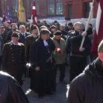 """In Lettonia (nella """"libera UE"""") l'8 marzo si """"festeggia"""" così"""