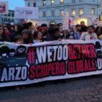 8 marzo, la lotta delle donne è scesa in piazza