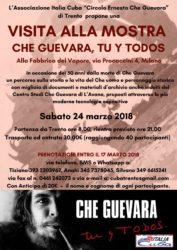 Visita alla mostra Che Guevara, Tu y Todos @ milano