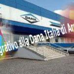 Siglato l'integrativo alla Dana Italia di Arco e Rovereto.