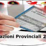 Appello di Rifondazione per le votazioni provinciali