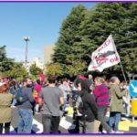 11 ottobre 21- imponente manifestazione a Trento